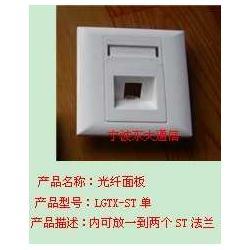 ST单光纤面板图片