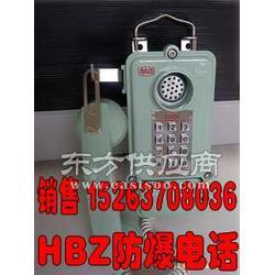 HBZG-1A本安型按键防爆电话机矿用按键防爆电话图片