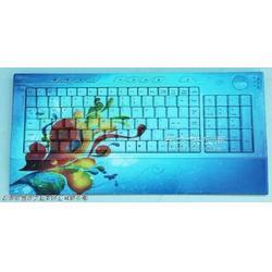 塑胶电脑键盘印花设备图片