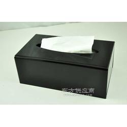 创意家居亚克力面巾盒 时尚纸抽盒 低调奢华抽拉盒图片