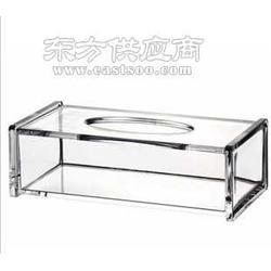 纸巾盒简约纸巾盒透明抽纸盒面巾盒图片