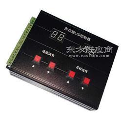 SD卡4-8口铝壳LED控制器图片