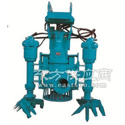 液压式搅拌潜水排泥泵机组图片