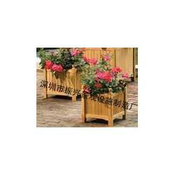 花箱厂家防腐木花箱材质特点木花箱的优点图片