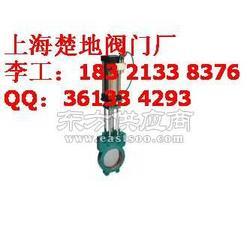 气动浆液阀/插板阀 Z673X-10 Z673H-10 DN80图片