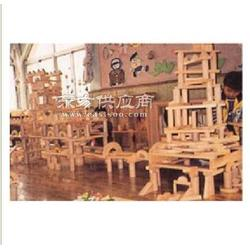 大号木制构造积木-清水积木图片