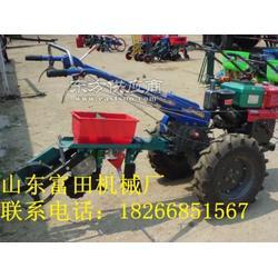 玉米种植机免耕播种机玉米施肥机手扶小麦播种机图片