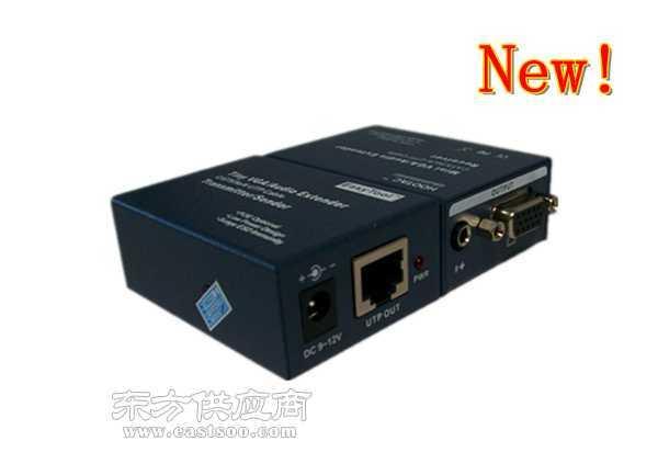 专业厂家 100米VGA双绞线传输器 VGA转网线延长器