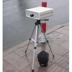 HT204移动高清测速仪一体机带车牌识别功能图片