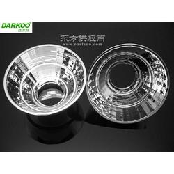 COB反光杯 反光罩 35MM 多种角度 反光杯设计图片