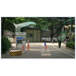 标准停车场系统/一进一出设备/智能停车场管理系统图片