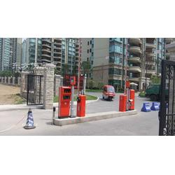 厂家直供停车场设备-标准道闸图片