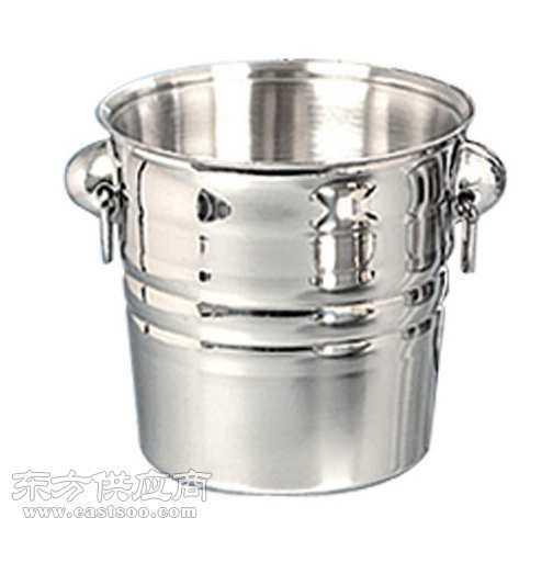 凯迪克不锈钢单层香槟桶冰桶价格