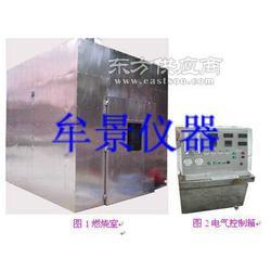 厂家直销MU3065A电缆和光缆线路完整性燃烧试验机图片