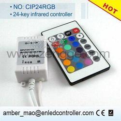 红外24键控制器LED控制器图片