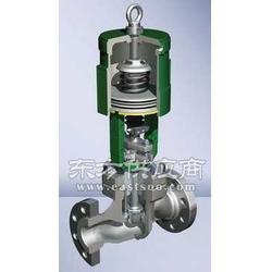 進口電動溫度調節閥進口電動溫控閥帶顯示溫度調節閥圖片