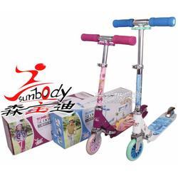 森宝迪二轮儿童娱乐滑板车图片