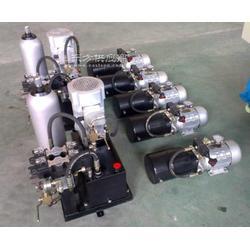 路灯维修升降平台液压动力单元图片