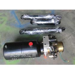 半电动托盘车专用液压动力单元图片