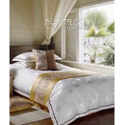 床单床套酒店宾馆床品被子订做厂家图片