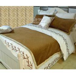 酒店宾馆床品 床单被套 枕芯 空调被图片