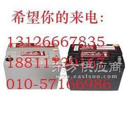 蓄电池REDSUN12-24 日月潭铅酸阀控式蓄电池24ah图片