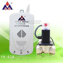 家用煤气泄漏报警器品质 厨房天然气泄漏报警器品质图片
