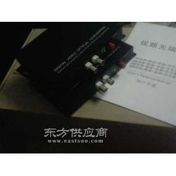 二路视频光端机 单纤光纤视频光端机图片