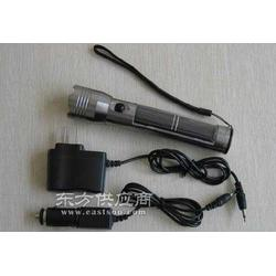 太阳能加市电充电手电筒HFY-016图片