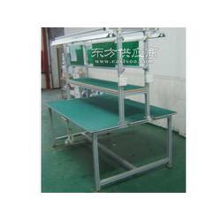 铝型材装配工作台 铝合金检测台 铝合金生产线图片