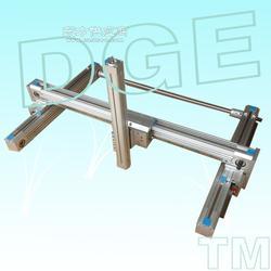 供应欧规皮带 丝杆电动滑台图片