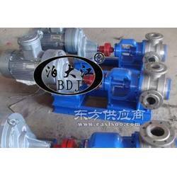 不锈钢保温糖浆输送泵选转子泵生产大江牌图片
