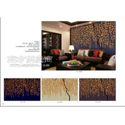 酒店主题墙纸定制走道壁纸贴图田园风格墙纸壁纸装饰图片