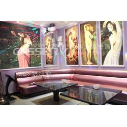 店铺装修/KTV/酒吧特殊装饰反光壁布/彩色反光墙布图片