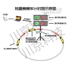 赛车专用计时系统 卡丁车赛车计时器厂家图片