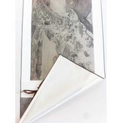 丝绸工艺品丝绸书画丝绸织锦画丝绸之路礼品图片