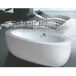 生产销售亚克力现代浴缸图片
