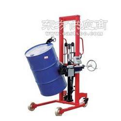 250kg电动抱桶叉车秤/150kg手动液压油桶搬运车秤图片