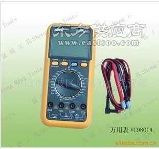 VC9801A胜利数字万用表