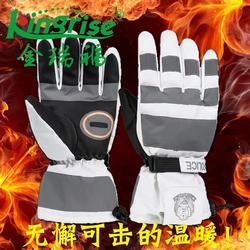 金瑞福供应防寒充电发热手套自发热保暖手套图片
