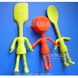 儿童硅胶餐具趣味硅胶餐具图片