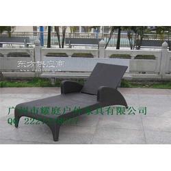 藤制沙灘椅塑料沙灘椅藤編沙灘椅圖片