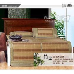 凉席品牌 新款上市-双色木纹席图片