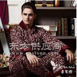 供应冬季男珊瑚绒睡衣图片