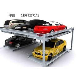 升降横移类双层立体停车设备立体停车设备图片