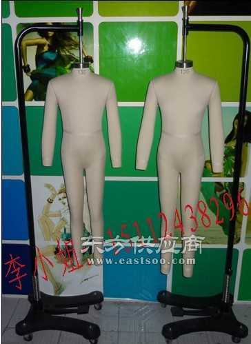 国标童装标准制衣模特图片