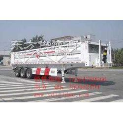 CNG天然气运输半挂车最多能拉多少方气体图片