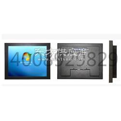 工业15.6寸工业电容多点触摸显示器图片
