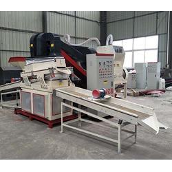 专业加工杂线铜线粉碎分解设备全自动铜米机65000