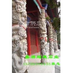 石头望柱龙纹文化柱哪里卖图片